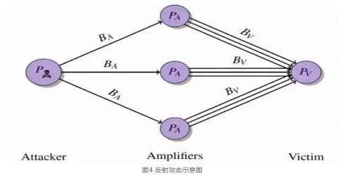 图4 反射攻击示意图